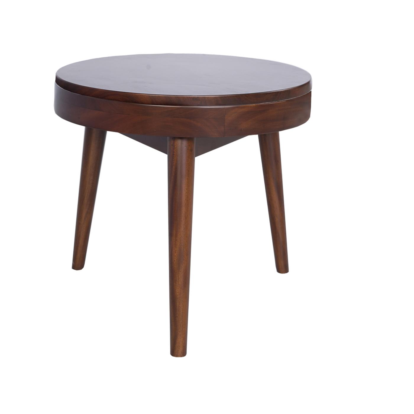 Dalian Dark Side Table