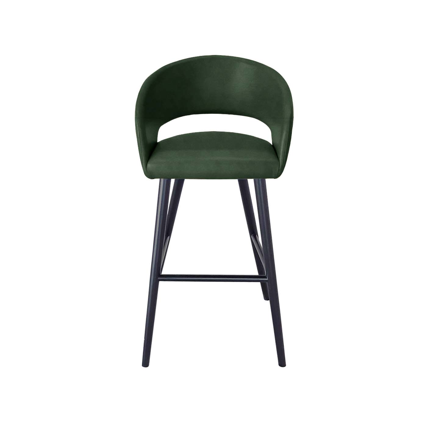 Ostrava Green Bar Chair