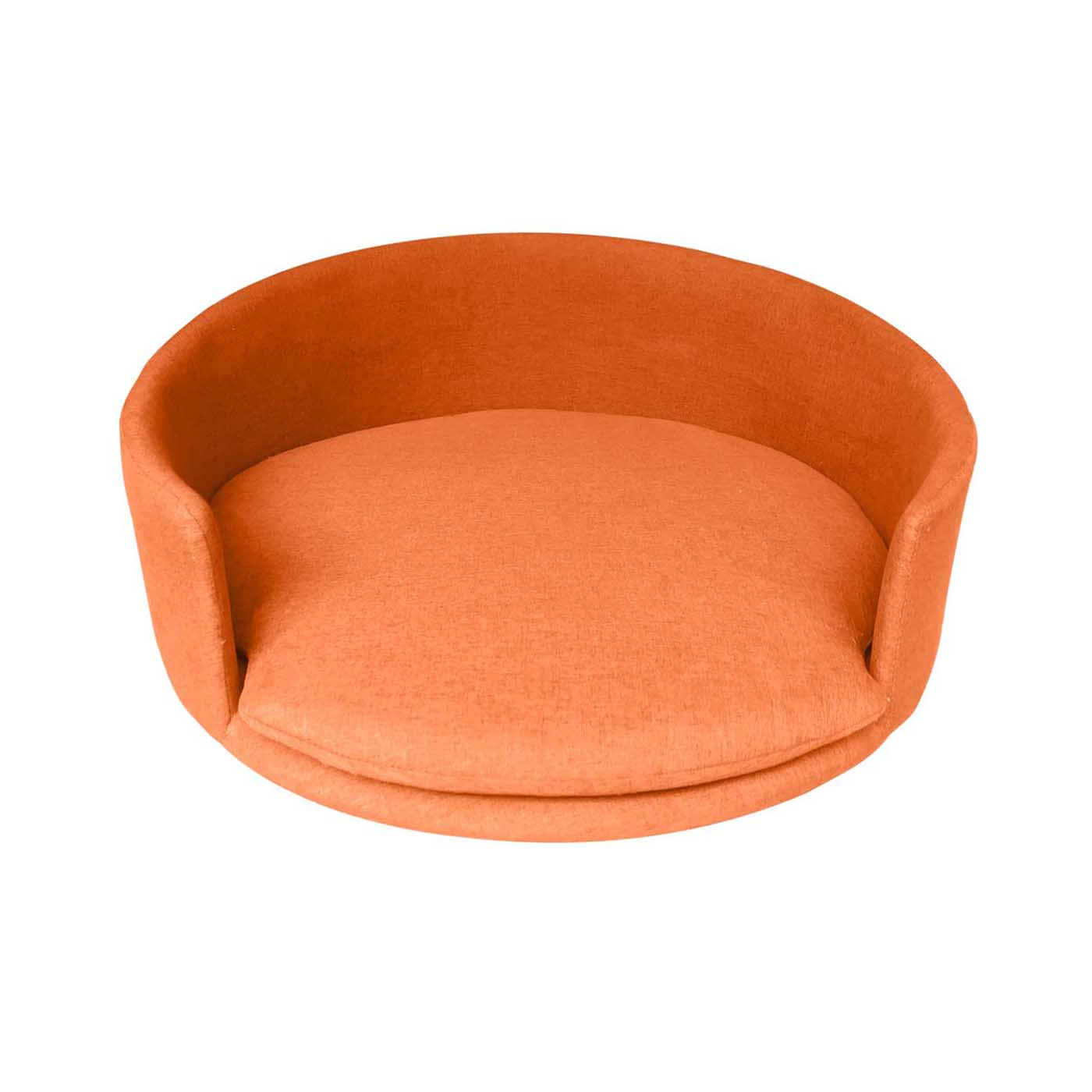 The Orange Huisdier Pet Bed