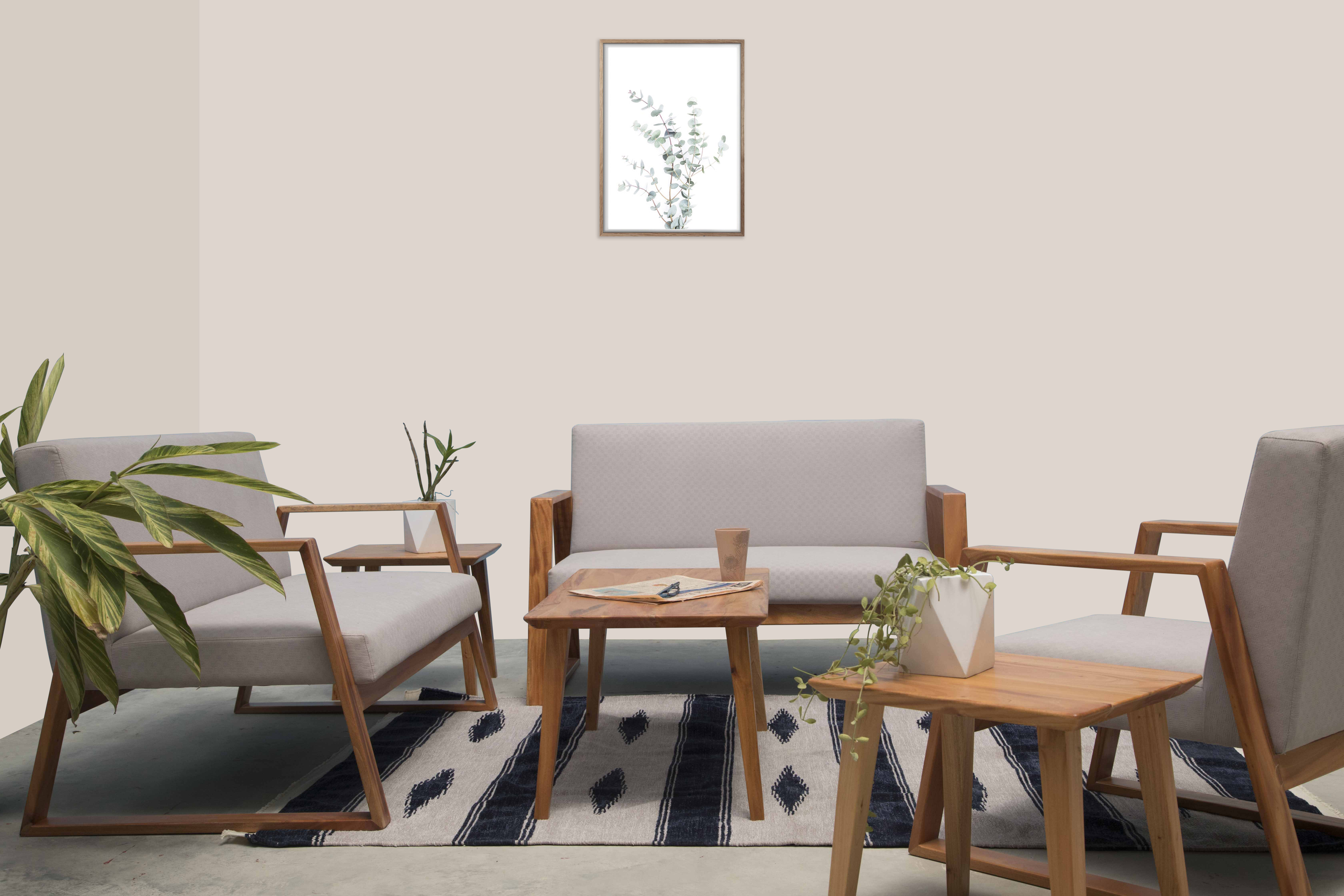 Mukō Natural Side Table (Clearance)