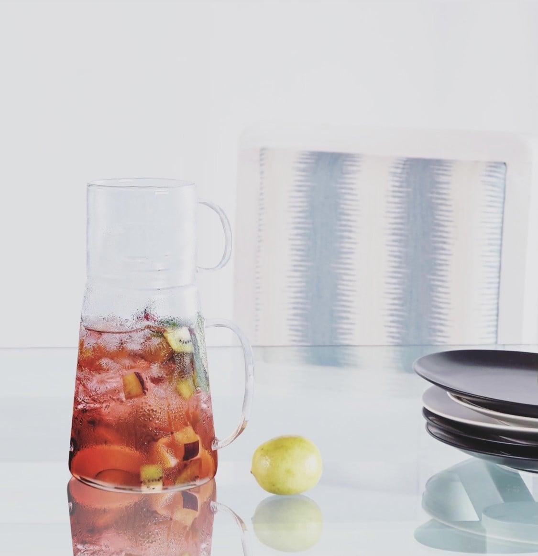 Black Ceramic Dinner Plates