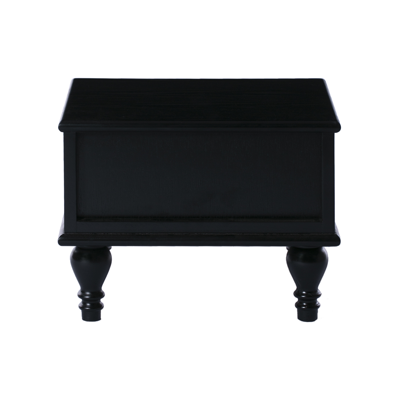Rosewall Black Bed Side Table