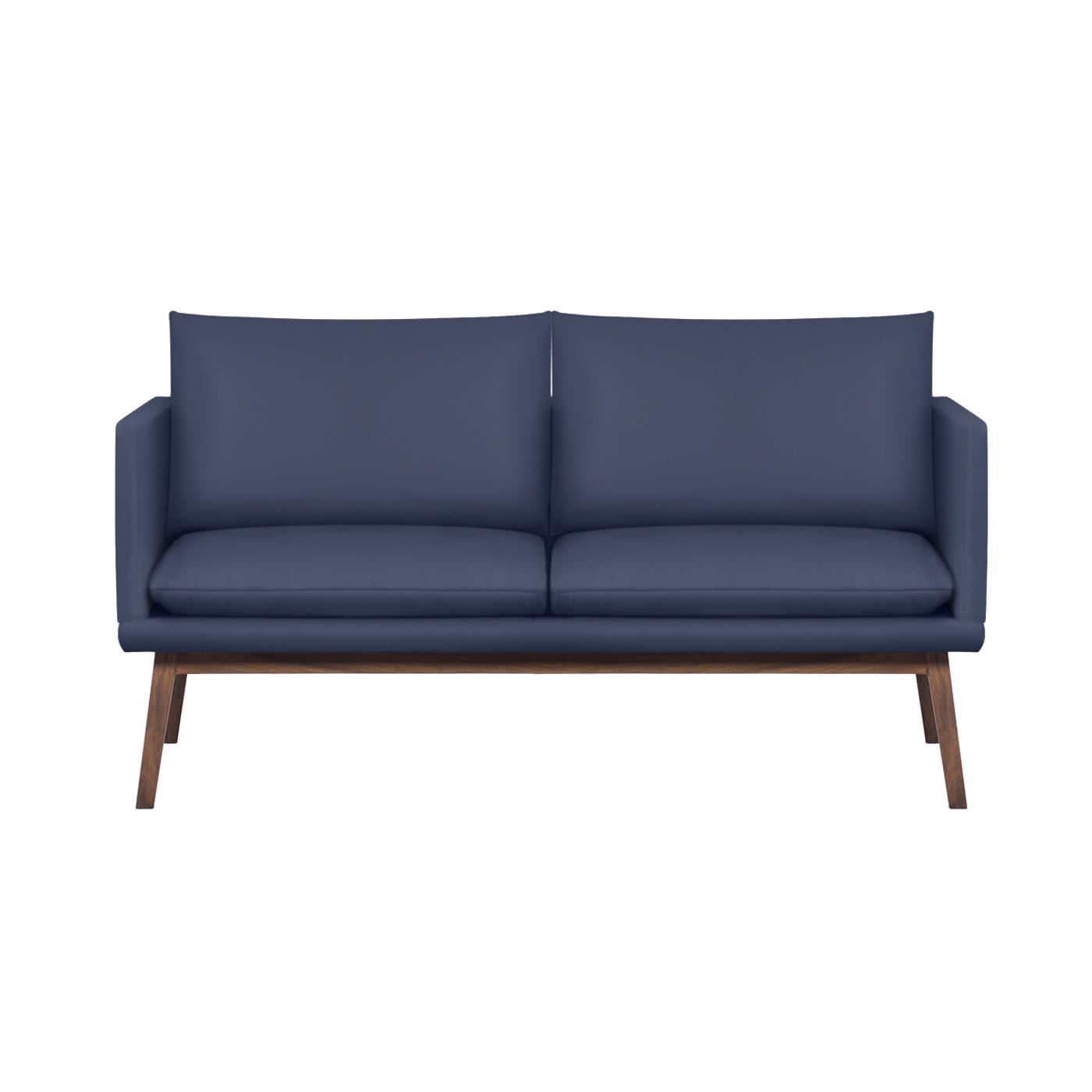 Vesterbro Blue Dark Double Sofa