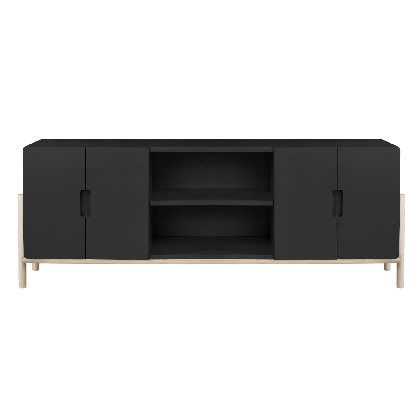 St. Pauli Black Light TV Cabinet