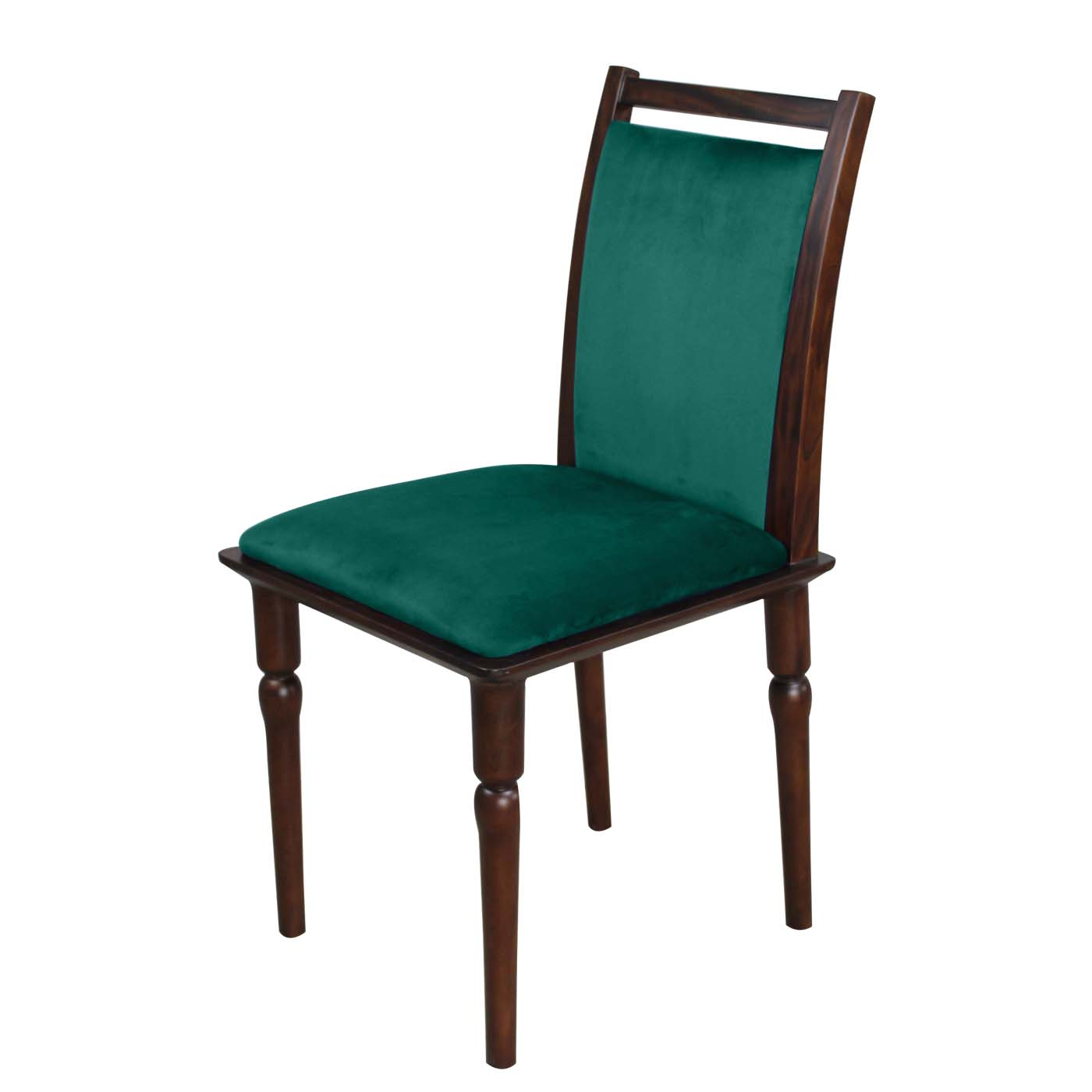 Sonargaon Green Dark Dining Chair