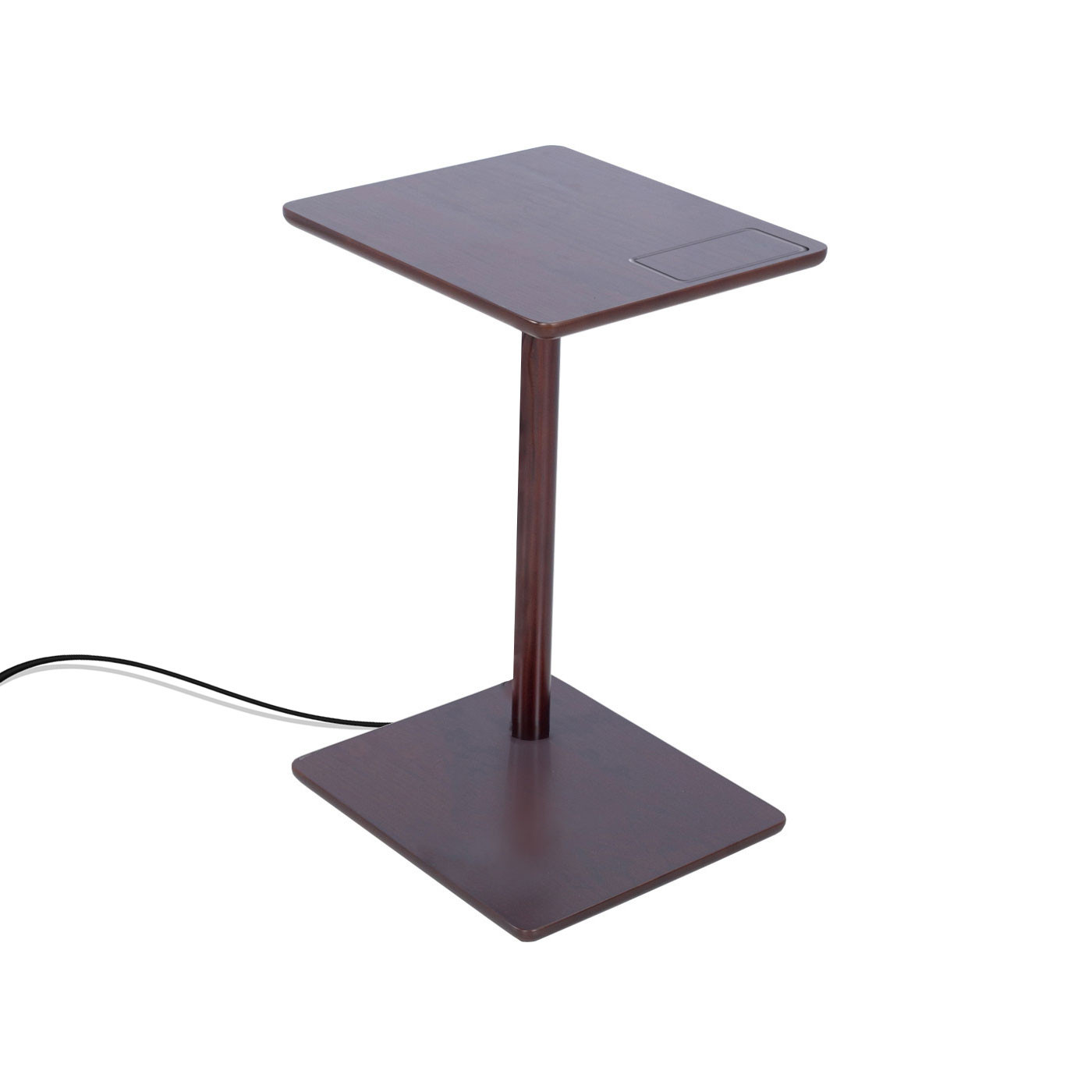 Smart Charging Dark L Table