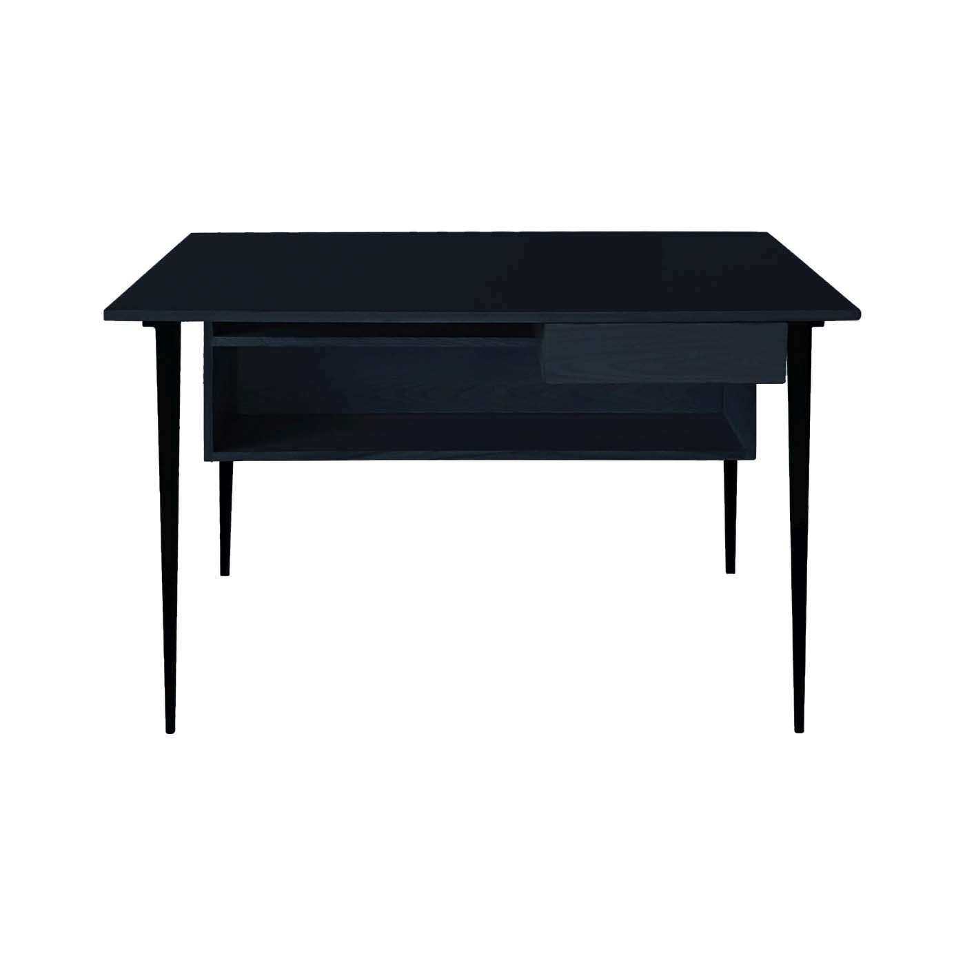 Smithfield Black Study Table