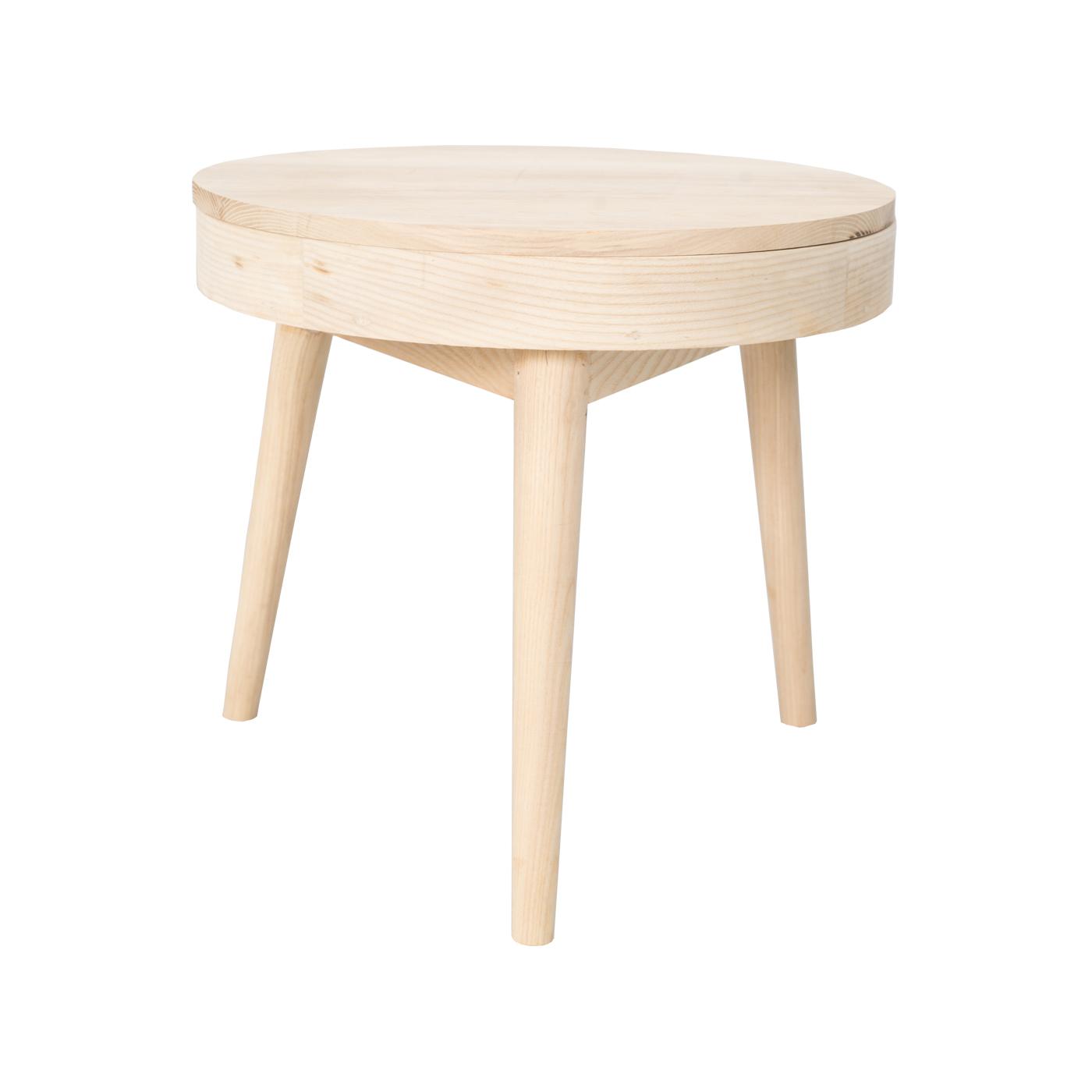 Dalian Light Side Table