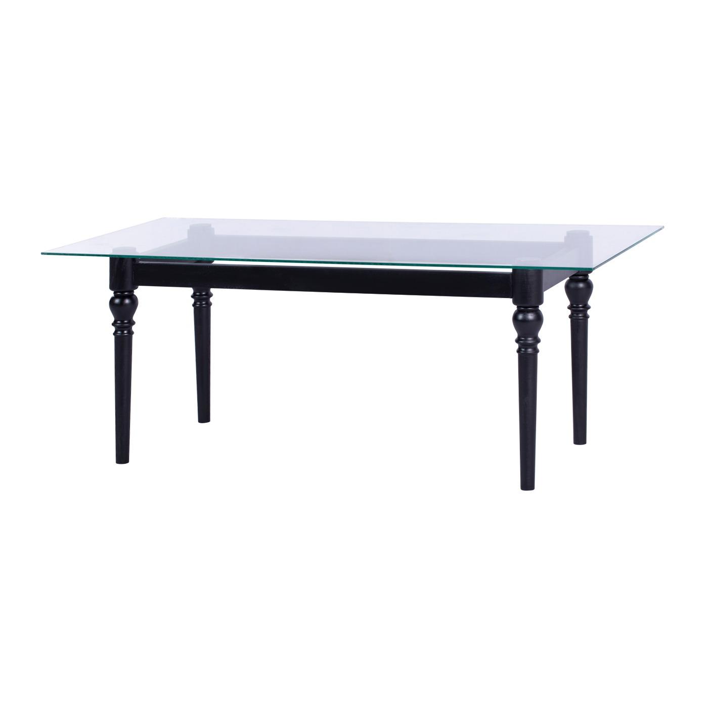 Rosewall Black Center Table