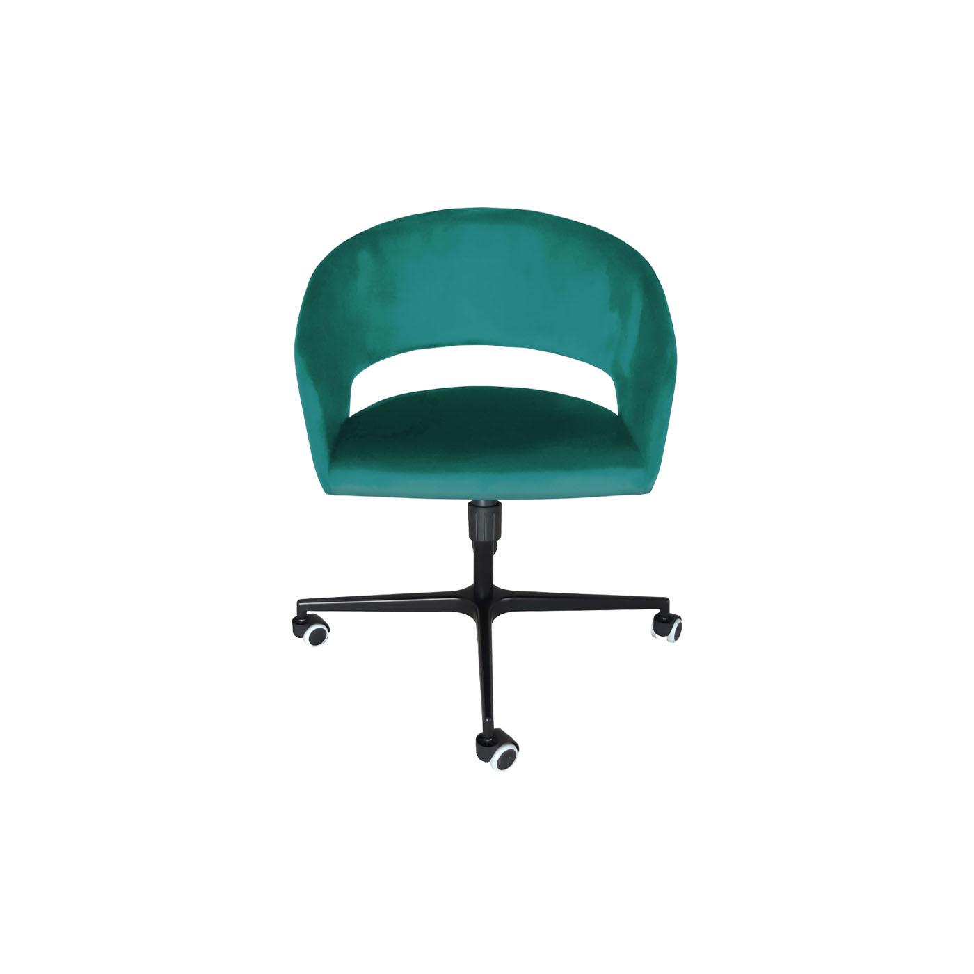 Ostrava Turquoise Work Chair