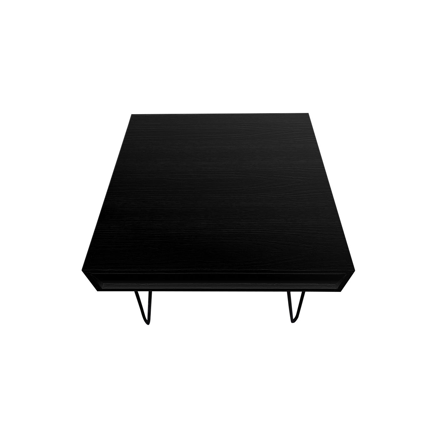 Noblitt Black Center Table