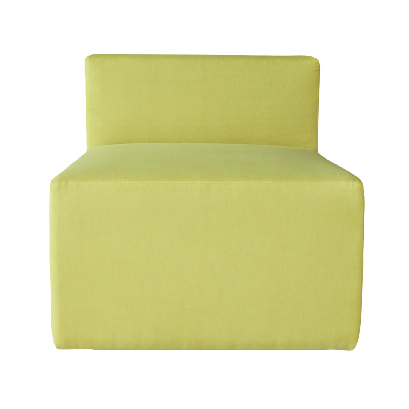 Malmö Classic Lime Back Rest Seater (Clearance)