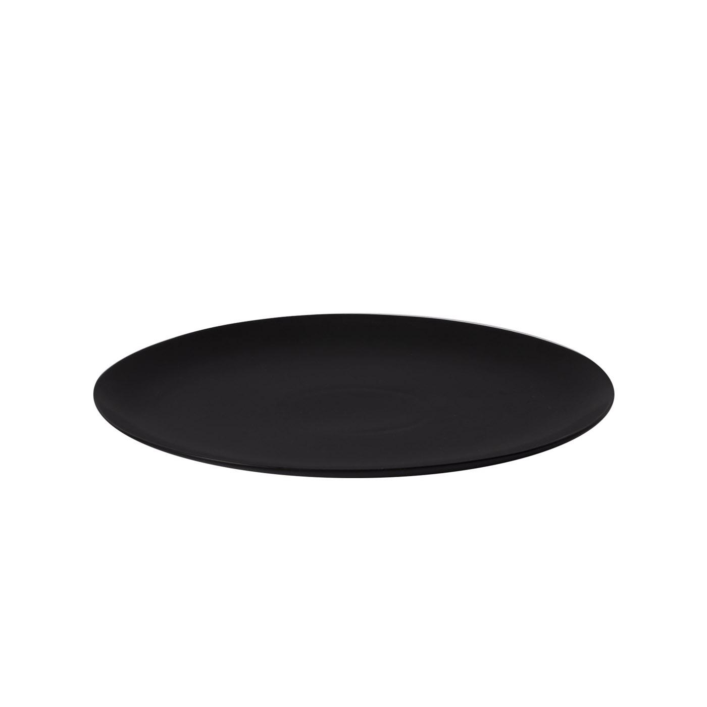 Black Ceramic Side Plates